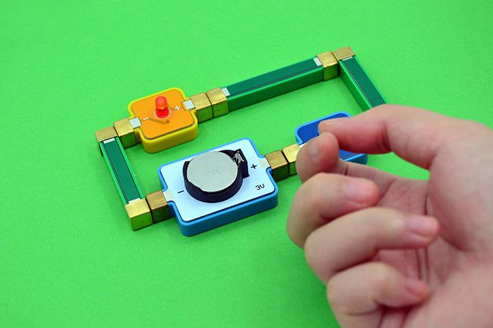 """磁力电子积木,创意一""""触""""即发!新款启蒙套件正式上架啦!"""