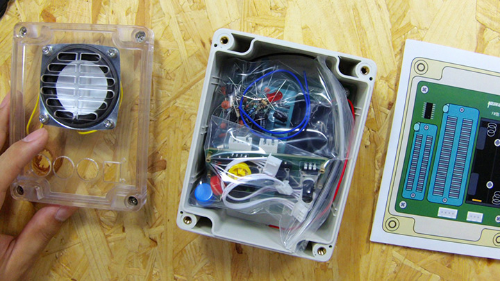 一起组装一台收音机吧!免焊接更简单!
